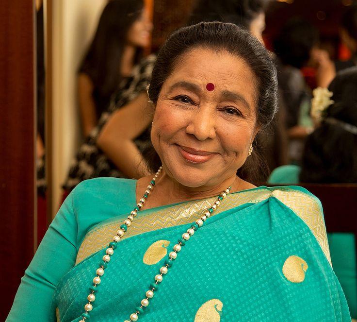 Asha Bhosle - Wikipedia