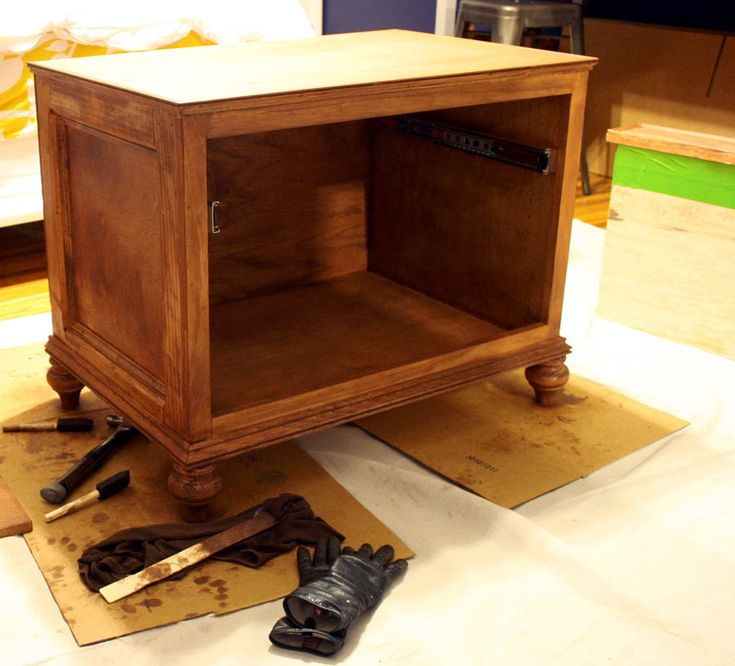 Finishing Tutorial: How To Use Glaze and Wood Toner