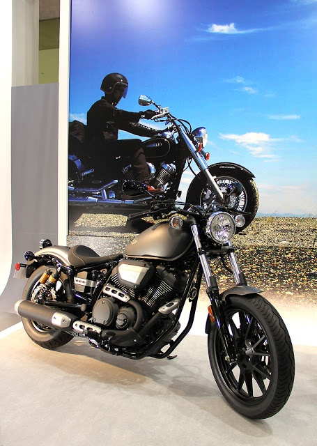 "2014 YAMAHA Star Motorcycle ""Bobber"" BOLT"