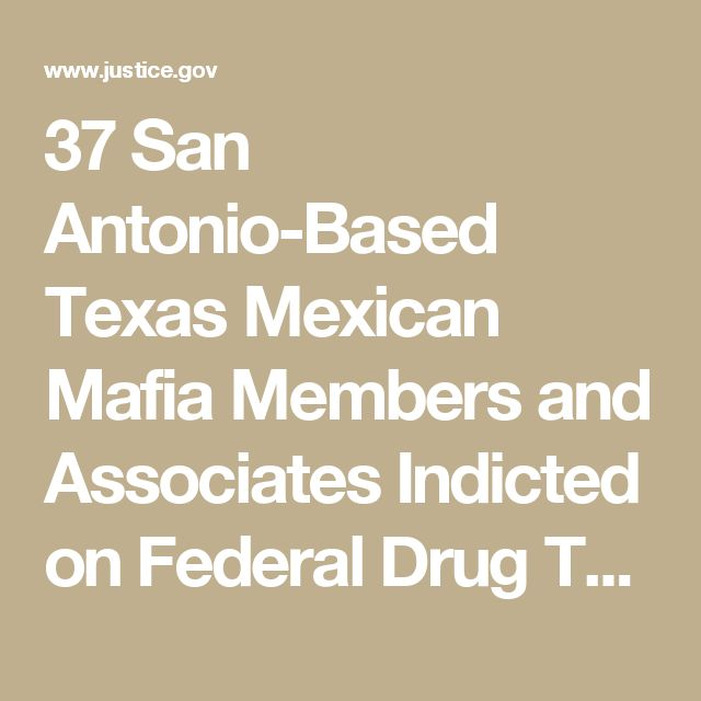 37 San Antonio Based Texas Mexican Mafia Members And Associates   Consignment  Legal Definition  Consignment Legal Definition