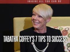 American Salon shares a few success tips from Tabatha Coffey http://www.americansalon.com/better-business/tabatha-coffeys-7-tips-success
