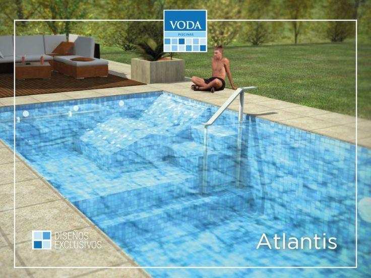 78 mejores ideas sobre piscinas fibra de vidrio en for Piscinas de fibra de vidrio medidas