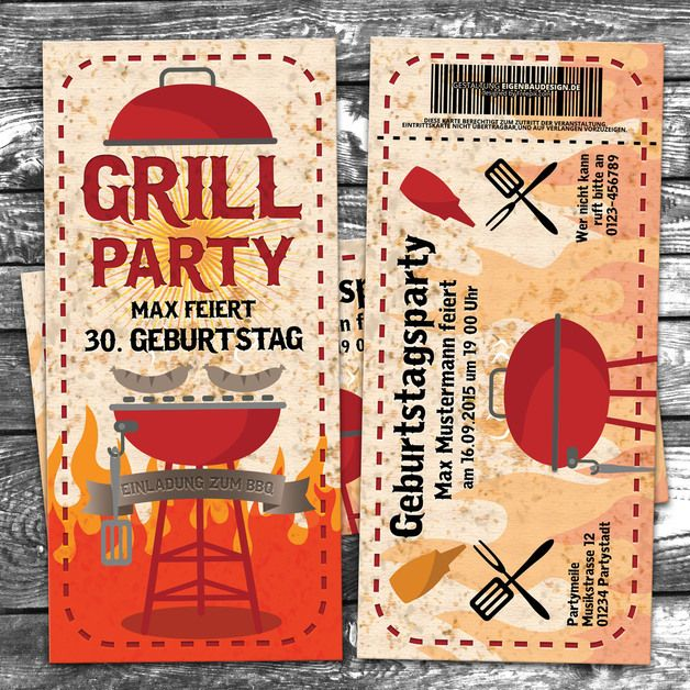 *12 Einladungskarten*  +Ab 20 Stück nur 1,09 € direkt im Shop+  Moderne Einladungskarten für die besondere Einladung zum Geburtstag . Die Texte werden von Ihnen gestellt. Nach dem Kauf erhalten...