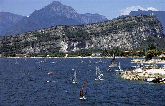 Jezero Garda, Itálie
