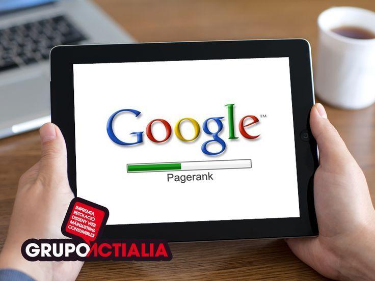 Actualización Pagerank de Google en Barcelona. Este valor indicará el rendimiento de tu página web en el buscador de Google, además de otras variables. Más información en www.jmwebs.com - Teléfono: 935160047