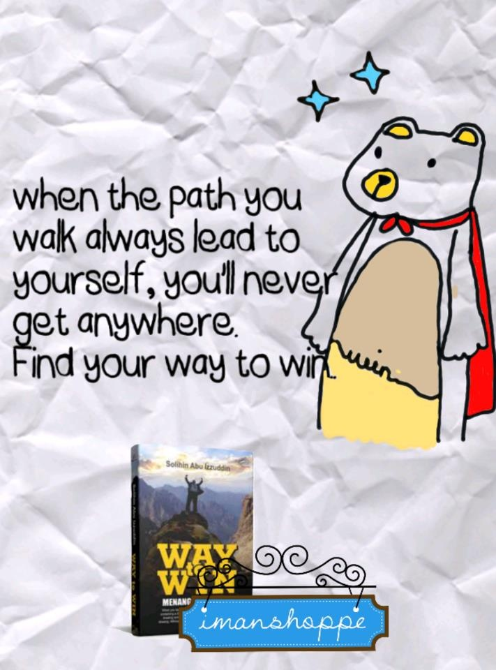 Find your way to win