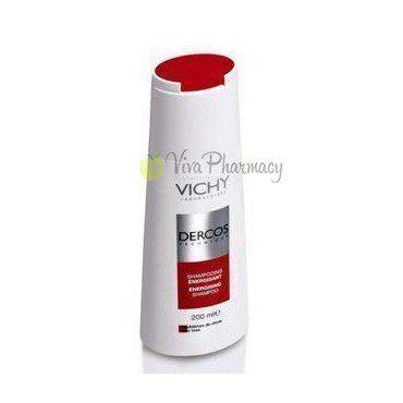 VICHY DERCOS SHAMPOO ENERGISANT 200ml