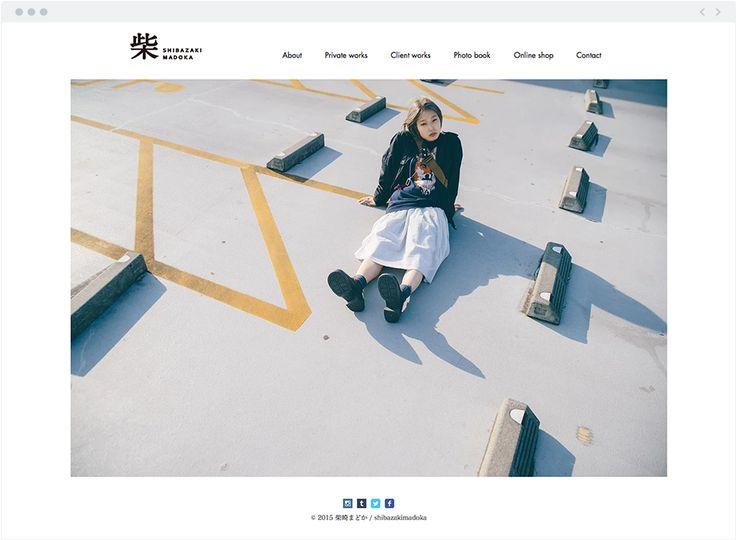 Madoka Shibazaki Portfolio | Photographer