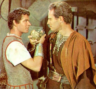 Ben Hur - loved this movie ever since I can remember.