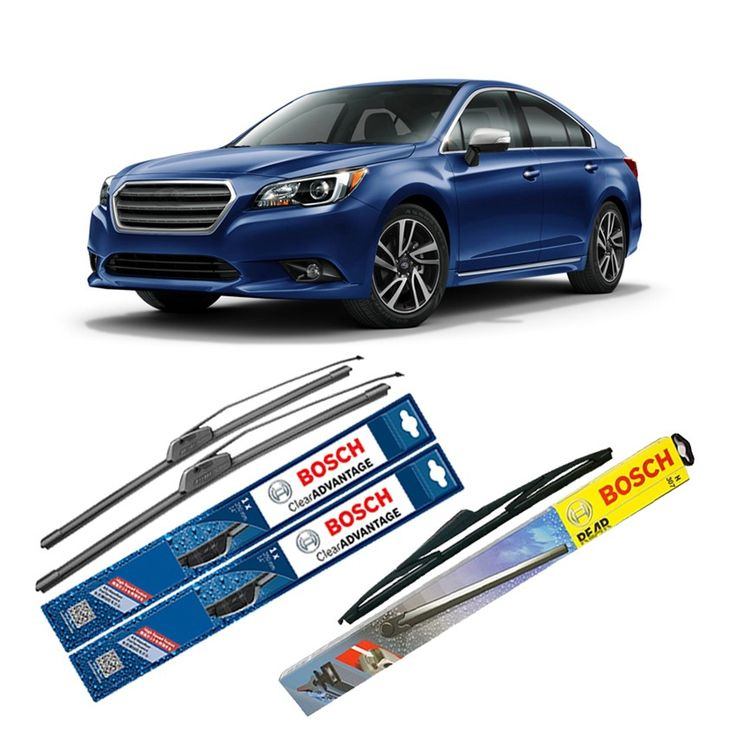 "Bosch Wiper Depan Frameless Clear Advantage & Belakang u/ Mobil Subaru Legacy 24"" & 18"" + H354 - 3Buah/Set  Frameless Umur Pakai & Daya Tahan Lebih Lama Penyapuan kaca yang senyap Performa Sapuan Optimal Instalasi Mudah & Cepat Original Produk Bosch  http://klikonderdil.com/frame-less/1236-bosch-wiper-depan-frameless-clear-advantage-belakang-u-mobil-subaru-legacy-24-18-h354-3buahset.html  #bosch #wiper #jualwiper #frameless #subarulegacy"