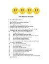 100+ Behavior Rewards