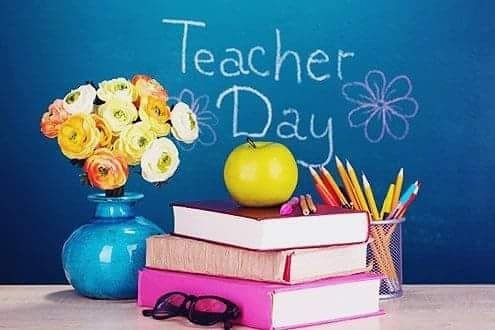 "Happy Teacher's Day to all those who've enlightened paths of the journey called ""Life""! #Happyteachersday #invaluablelessons #enlightenment #values #teachings #Jetstay #bestwishes #celebratewithus #gifttravel #gratitude #bookwithus #ekbaarchecktohkar"