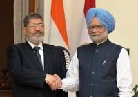 India: India Irrelevant in Global Hotspots – Not Only in Egypt