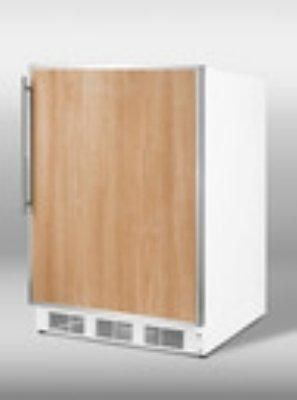 Summit Refrigeration ALFB621 Undercounter Freezer w/ 3-Removeable Baskets & Manual Defrost, White, 4-cu ft, ADA, Each Summit Refrigeration ALFB621 Undercounter Freezer w/ 3-Removeable Baskets & Manual Defrost, White, 4-cu ft, ADA.  #Summit_Refrigeration #Major_Appliances