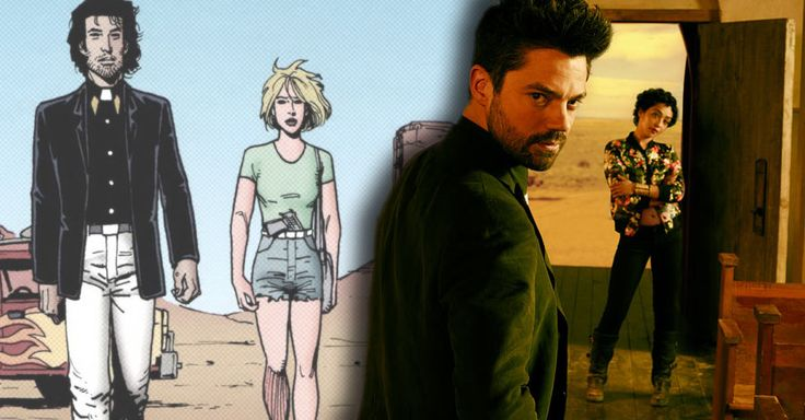 "10 ""Preacher"" Comic Book Scenes Too Shocking For TV - With AMC debuting ""Preacher"" on Sunday, CBR looks at 10 scenes from the comic that are simply too messed up for live-action television."