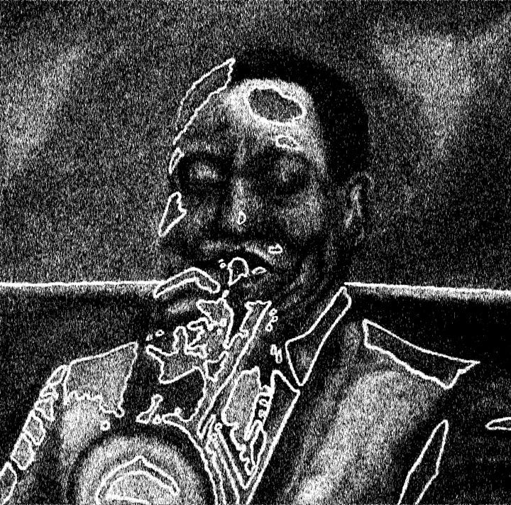 Saxophone Player - Sonja Peacock