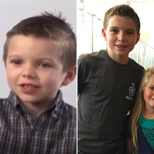 James Duggar Then And Now