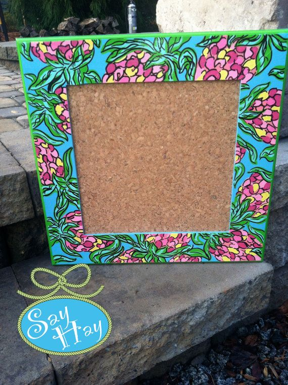 17 best images about cork board ideas on pinterest for Painted cork board ideas