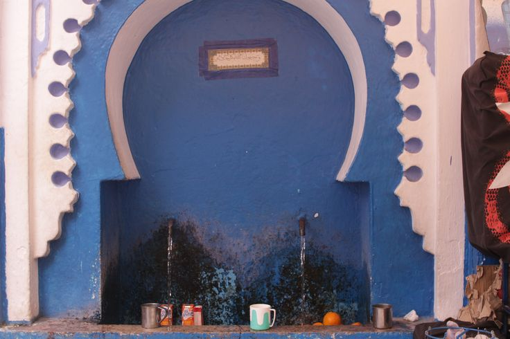 Chefchaouen - Maroc / Safiavendome.com