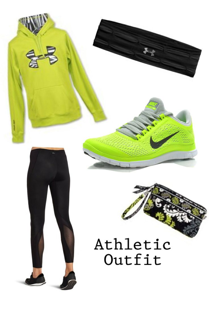 Athletic outfit :)