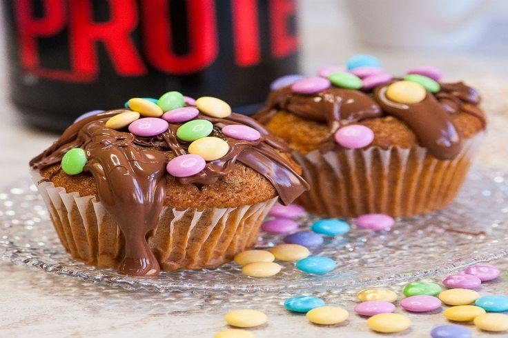 Chocolate Protein Muffin