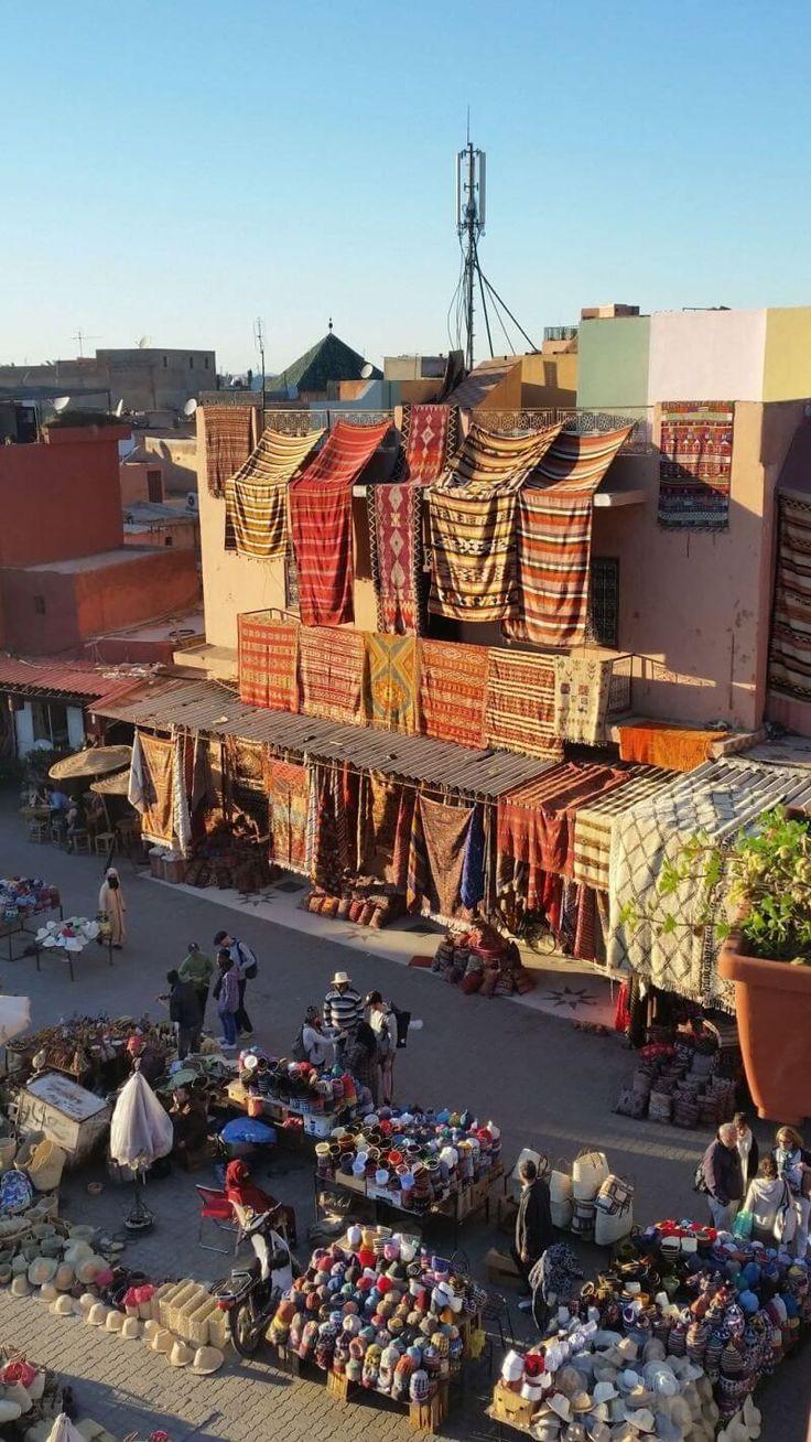 Highlights aus Marrakesch – Eine Stadt wie aus 1001 Nacht: Erfahre hier wertvolle Tipps, Empfehlungen und wichtige Reisehinweise.