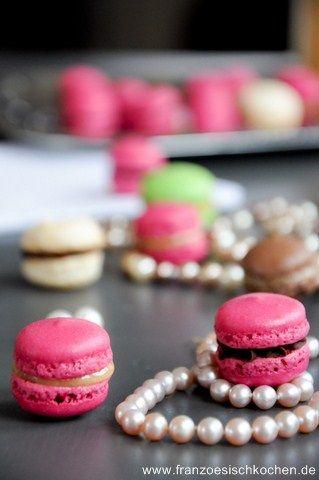 Macarons für Anfänger (alles was Sie schon immer über Macarons wissen wollten)   Französisch Kochen by Aurélie Bastian