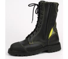 Chaussures et rangers pour pompier sur le site de SMSP