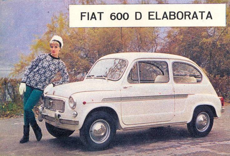 Image result for fiat 600