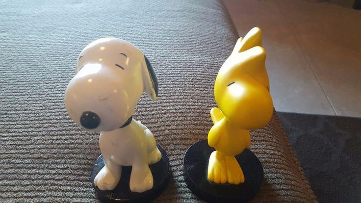 Peanuts Snoopy Woodstock Bobbleheads  | eBay