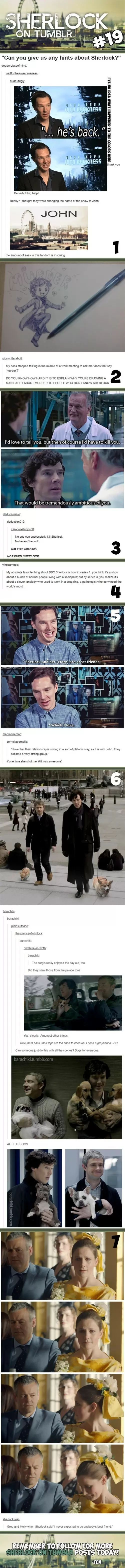 Sherlock On Tumblr #19
