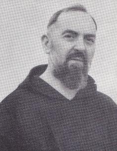 Padre Pio was God's walking saint with the bleeding stigmata- possibly a divine counter to Satan's mad priest Rasputin who died the same year Padre Pio entered San Giovanni Rotondo.