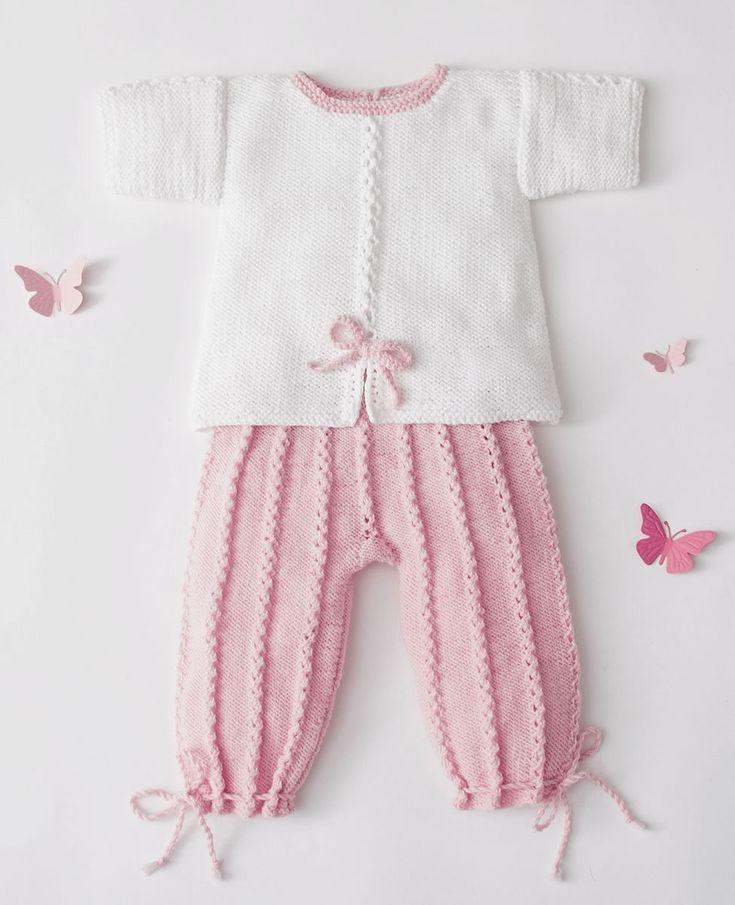 Lana Grossa TUNIKA & HOSE Elastico/Cool Wool Baby - FILATI INFANTI No. 11 - Modell 11-12 | FILATI.cc WebShop