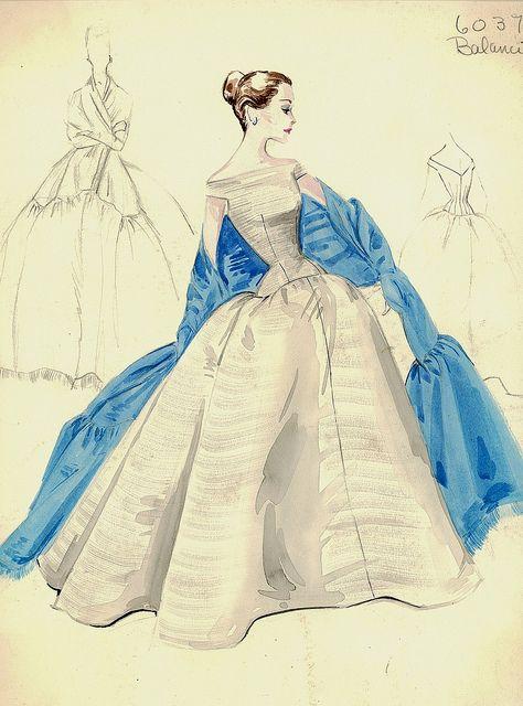 Balenciaga Illustration