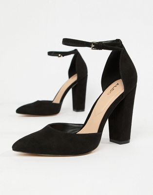 84eb08ff1744 Image 1 of ALDO Nicholes Block Heel Pumps