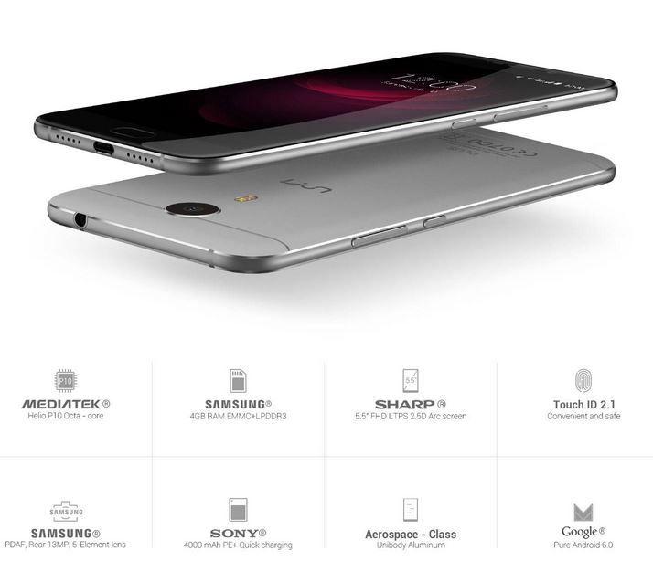 Umi Plus 'FlagShip' Smartphone met super specificaties: Octa-Core Helio P10 met 4GB geheugen (!!) en 32GB Opslag. Uitbreidbaar met 256GB extra opslag! Android 6.0 en verder alles erop en eraan! Zelf heb ik de Umi Touch en bevalt meer dan goed !! €199,-   http://gadgetsfromchina.nl/umi-plus-high-end-smartphone-4gb32gb-e179/  #Gadgets #Gadget #Umi #Smartphone #Flagship #Android #Smart #Bluetooth #GPS #FullHD #FHG #Sexy #Fast #Fingerprint #Helio #HelioP10 #Lifestyle #Design #Style…