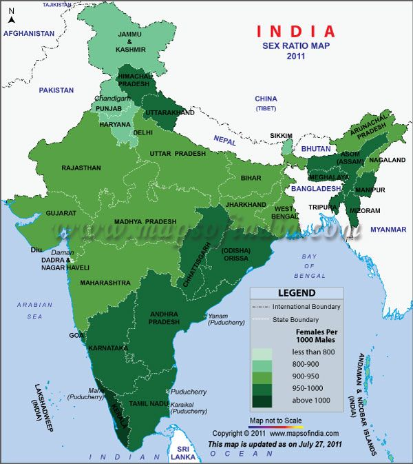 Women population in india-4287