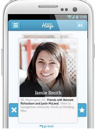 Worth checking out! http://www.techiesense.com/best-iphone-dating-apps/ hinge app