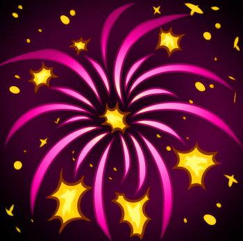 How to Draw Fireworks For Kids, Step by Step, Stuff, Pop Culture, FREE Online Drawing Tutorial, Added by Dawn, July 1, 2013, 11:43:47 am