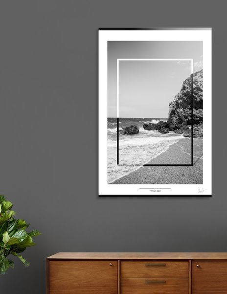 Discover «Photo Frames_2», Limited Edition Aluminum Print by Siemos Yiannis - From $65 - Curioos