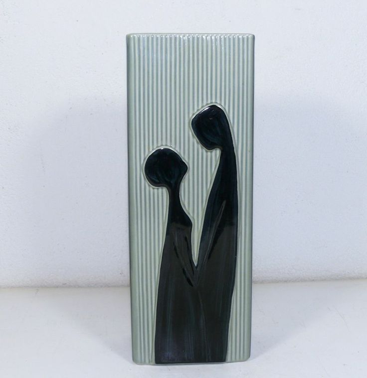 "SOHOLM - Holm Sorensen stoneware Vase from the ""you and me"" series - 50's - 500"