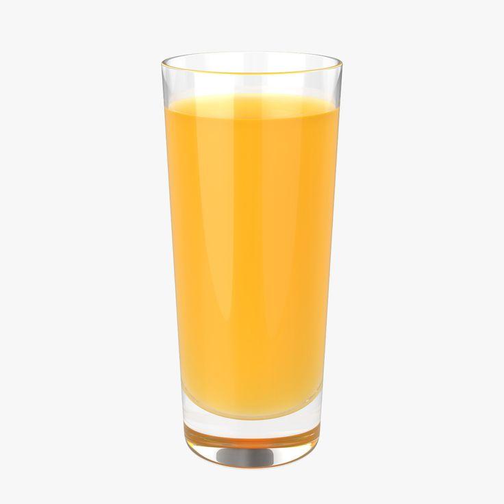 glass juice 3d max