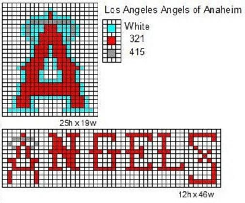 Los Angeles Angels of Anahiem by cdbvulpix.deviantart.com on @deviantART