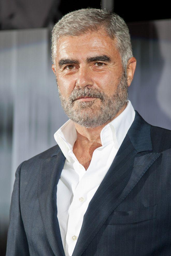 Saul Lisazo, Argentinean soap opera star.