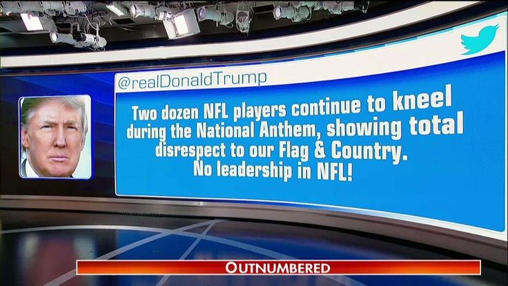 FOX NEWS: Trump hits Raiders' Marshawn Lynch for standing only for Mexican anthem; suggests suspension