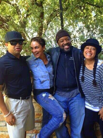 Darryl Bell, Jasmine Guy, Kadeem Hardison, and Cree Summer luvrumcake.tumblr.com