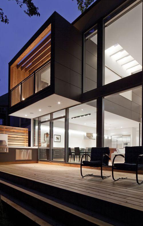 Modern Home Designed by Taylor Smyth Architects - Homaci.com