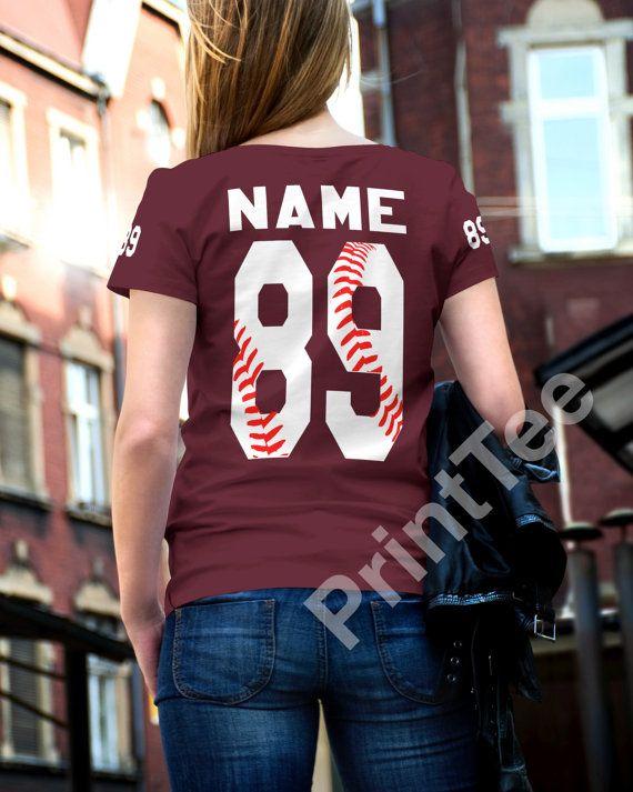 Baseball Numbers T-Shirt - Personalized Shirt - Custom Baseball Tee - Baseball T-Shirt Baseball Tee - Baseball Shirt Personalized T-Shirt    #shirt #BaseballTee #BaseballNumbers #baseball #PersonalizedShirt #Clothing #TShirts #AdultClothing #TShirt