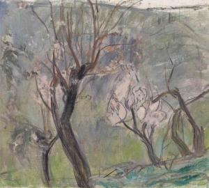 Ellen Thesleff - Italian Landscape