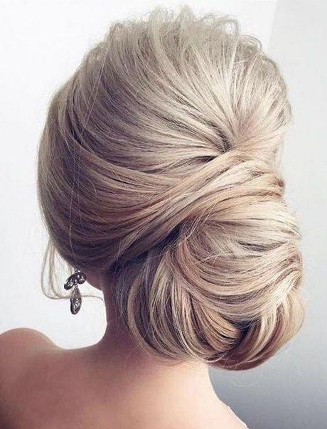 Opgestoken Bruidskapsels 2018 Short Updo Wedding Easy Guest Hairstyles Chignon